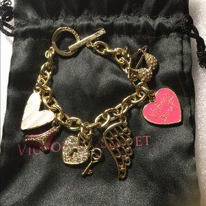 NWOT Victoria Secret Charm Bracelet
